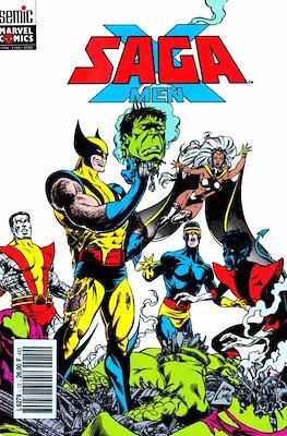 X-Men / X-Men Saga (Broché) #12