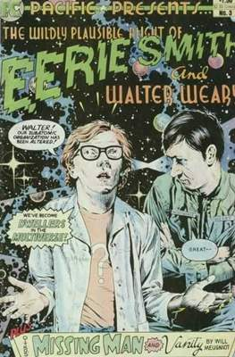 Pacific Presents (Comic Book. 1982 - 1984) #3