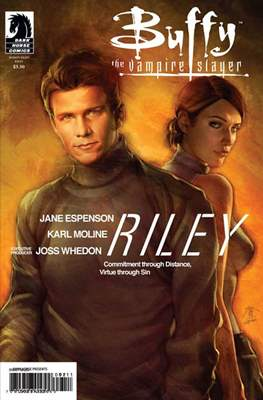 Buffy the Vampire Slayer: Riley