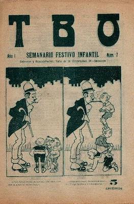 TBO (1917-1938) (Cuaderno) #7