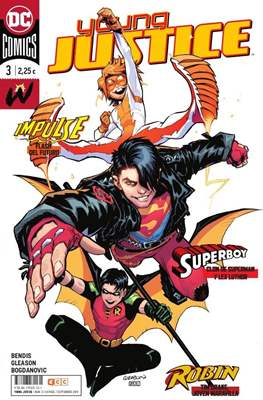 Young Justice (2019-) (Grapa 32 pp) #3
