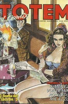 Totem el Comix (Grapa) #48