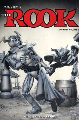 The Rook Archives (Hardcover) #3