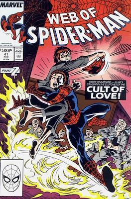Web of Spider-Man Vol. 1 (1985-1995) (Comic-book) #41