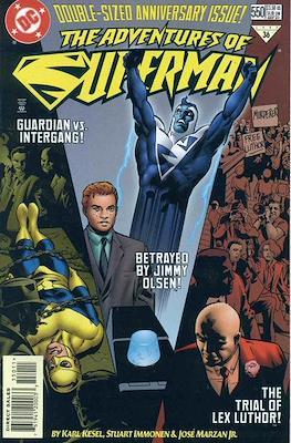 Superman Vol. 1 / Adventures of Superman Vol. 1 (1939-2011) (Comic Book) #550