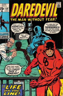 Daredevil Vol. 1 (1964-1998) (Comic Book) #69