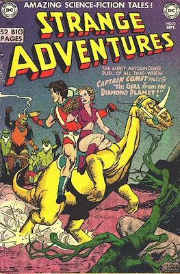Strange Adventures (Comic Book) #12