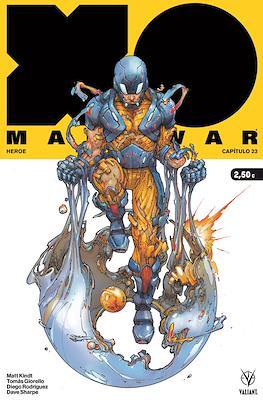 X-O Manowar (2017-) (Grapa) #23