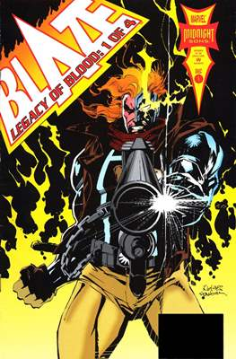 Blaze: Legacy of Blood (Comic Book) #1