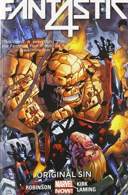 Fantastic Four Vol. 5 (Softcover) #2