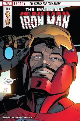 Invincible Iron Man Vol. 4 #599