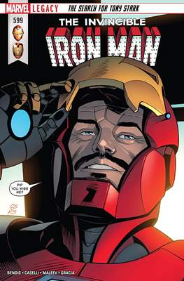 Invincible Iron Man Vol. 4 (Comic Book) #599