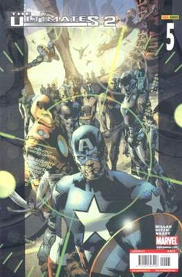 The Ultimates 2 (2006-2007) (Grapa) #5
