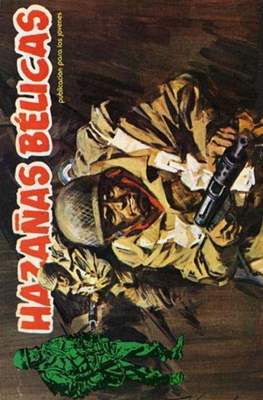 Hazañas Bélicas (Grapa. Blanco y negro. (1973-1988)) #60