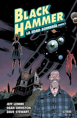 Black Hammer (Cartoné 184 pp) #3