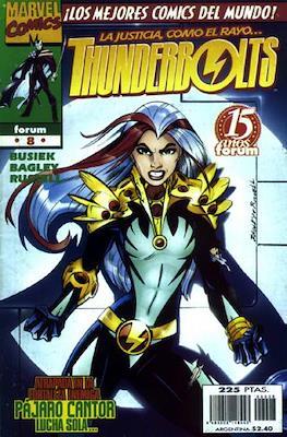 Thunderbolts Vol. 1 (1998-2001) (Grapa 24-40 pp) #8