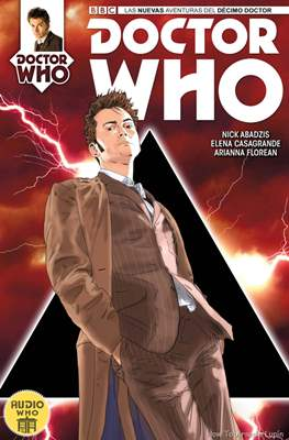 Doctor Who: The Tenth Doctor (Comic Book) #11