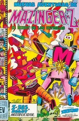Nuevas aventuras de Mazinger-Z, el robot de las estrellas (Grapa) #5