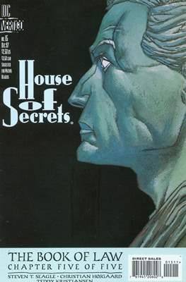 House of Secrets Vol 2 (Grapa) #15