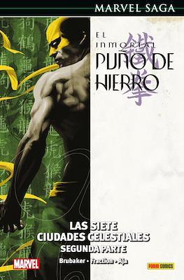 Marvel Saga. El Inmortal Puño de Hierro (Cartoné 180 pp) #3