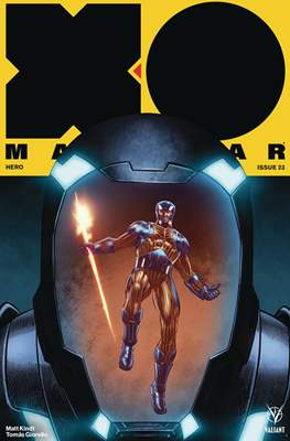 X-O Manowar Vol. 4 (2017) (Comic-book) #23