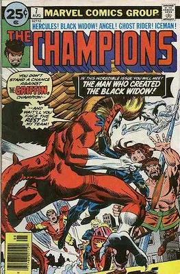The Champions Vol. 1 (1975-1978) (Comic Book) #7