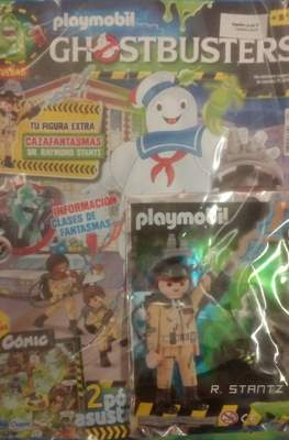 Playmobil Ghostbuster (Revista) #1