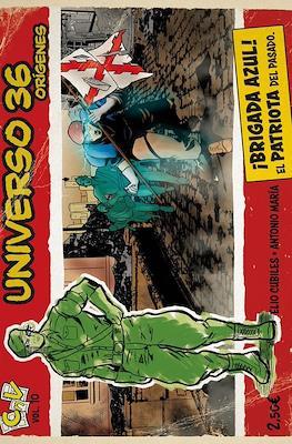 Universo 36 Orígenes #10