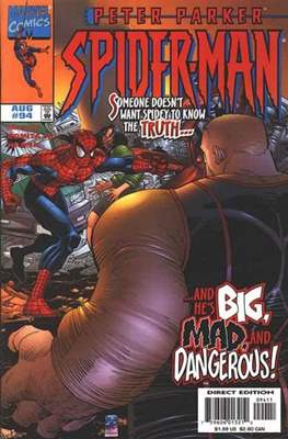 Spider-Man (Vol. 1 1990-2000) (Comic Book) #94