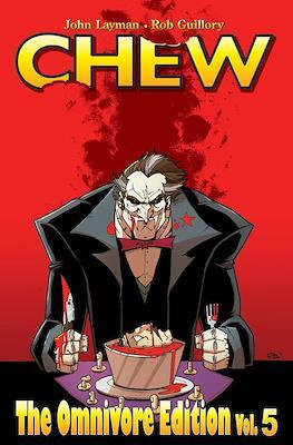 Chew The Omnivore Edition (Oversized Hardcover) #5