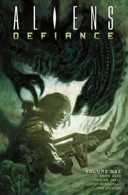 Aliens Defiance (Softcover 160 pp) #1