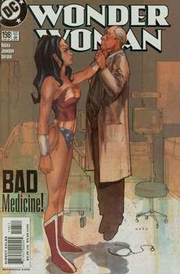 Wonder Woman Vol. 2 (1987-2006) (Comic Book) #198