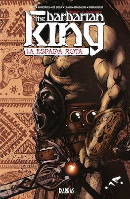The Barbarian King (Rústica 116 pp) #1