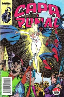 Capa y Puñal Vol. 1 / Marvel Two in One: Capa y Puñal & La Cosa (1989-1991) (Grapa 24-64 pp) #3