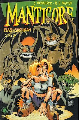 Manticore (Grapa, 28 páginas (1996-1998)) #4