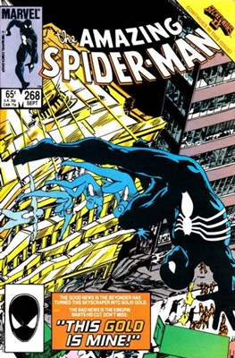 The Amazing Spider-Man Vol. 1 (1963-2007) (Comic-book) #268