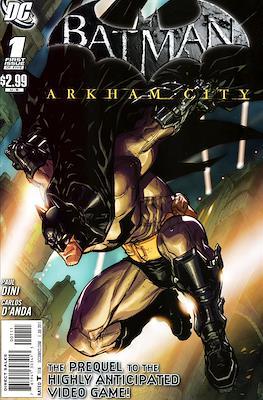 Batman Arkham City (Digital) #1