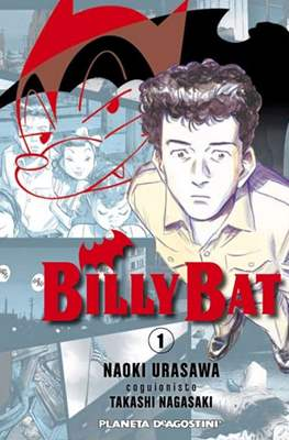 Billy Bat (Rústica con sobrecubierta) #1