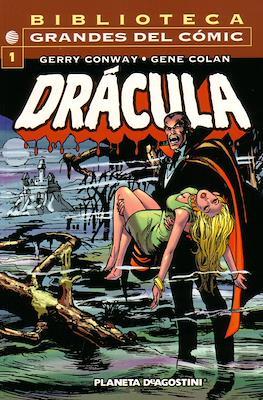 Biblioteca Grandes del Cómic: Drácula (2002-2004) (Rústica 160-192 pp) #1