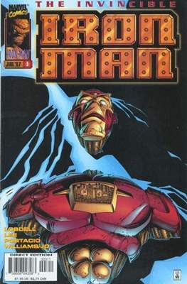 Heroes Reborn: Iron Man Vol. 2 #3