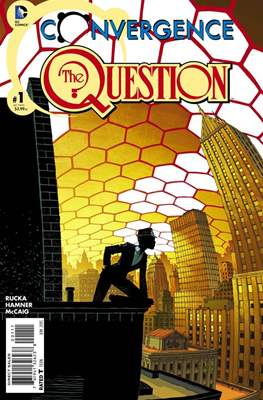 Convergence The Question (comic-book) #1