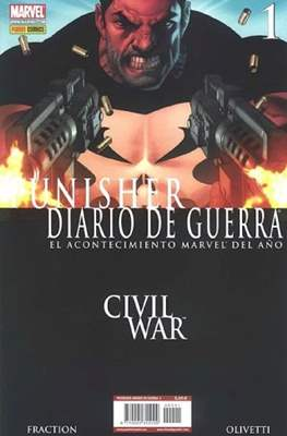 Punisher: Diario de guerra (2007-2009) (Grapa.) #1