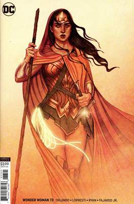 Wonder Woman Vol. 5 (2016- Variant Cover) (Comic Book) #73