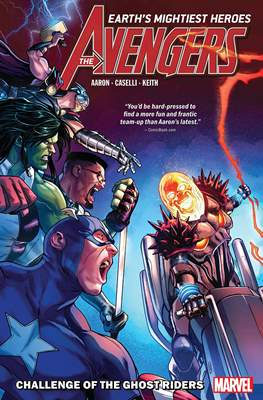 The Avengers Vol. 8 (2018-) (Softcover) #5