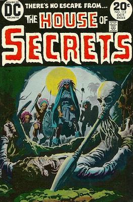 The House of Secrets (Grapa) #112