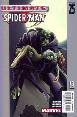 Ultimate Spider-Man (2000-2009; 2011) (Comic-Book) #25