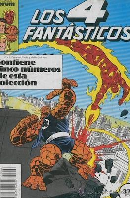 Los 4 Fantásticos Vol. 1 (1983-1994) (Retapado Rústica) #6