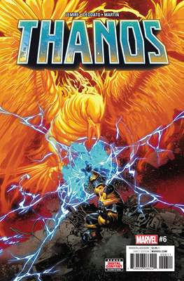 Thanos (Comic-book) #6