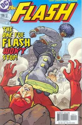 The Flash Vol. 2 (1987-2006) (Comic Book) #196