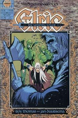 Elric: The Vanishing Tower (Comic Book) #4